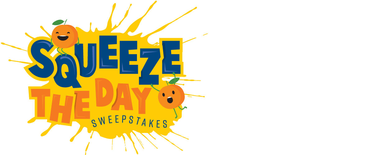 Squeeze the Day Sweepstakes