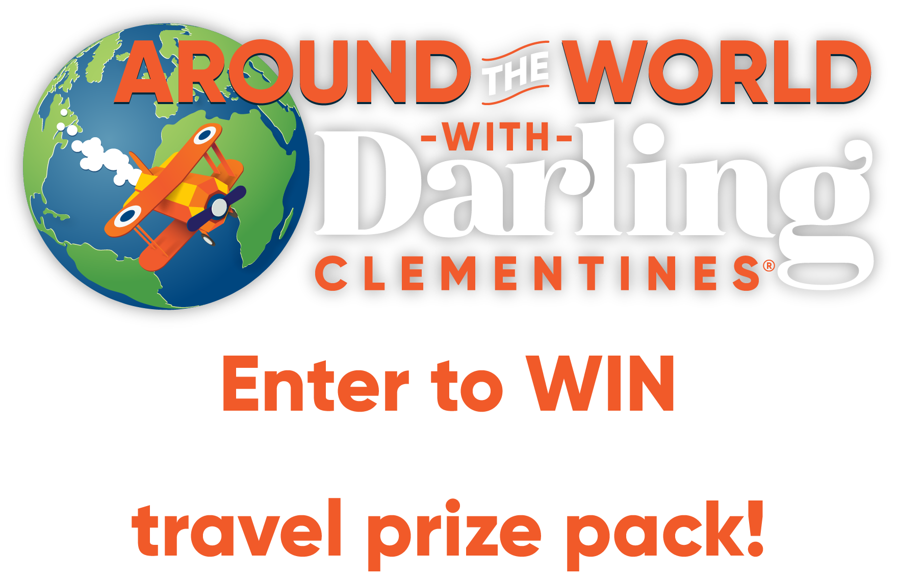 Around the World with Darling Clementines