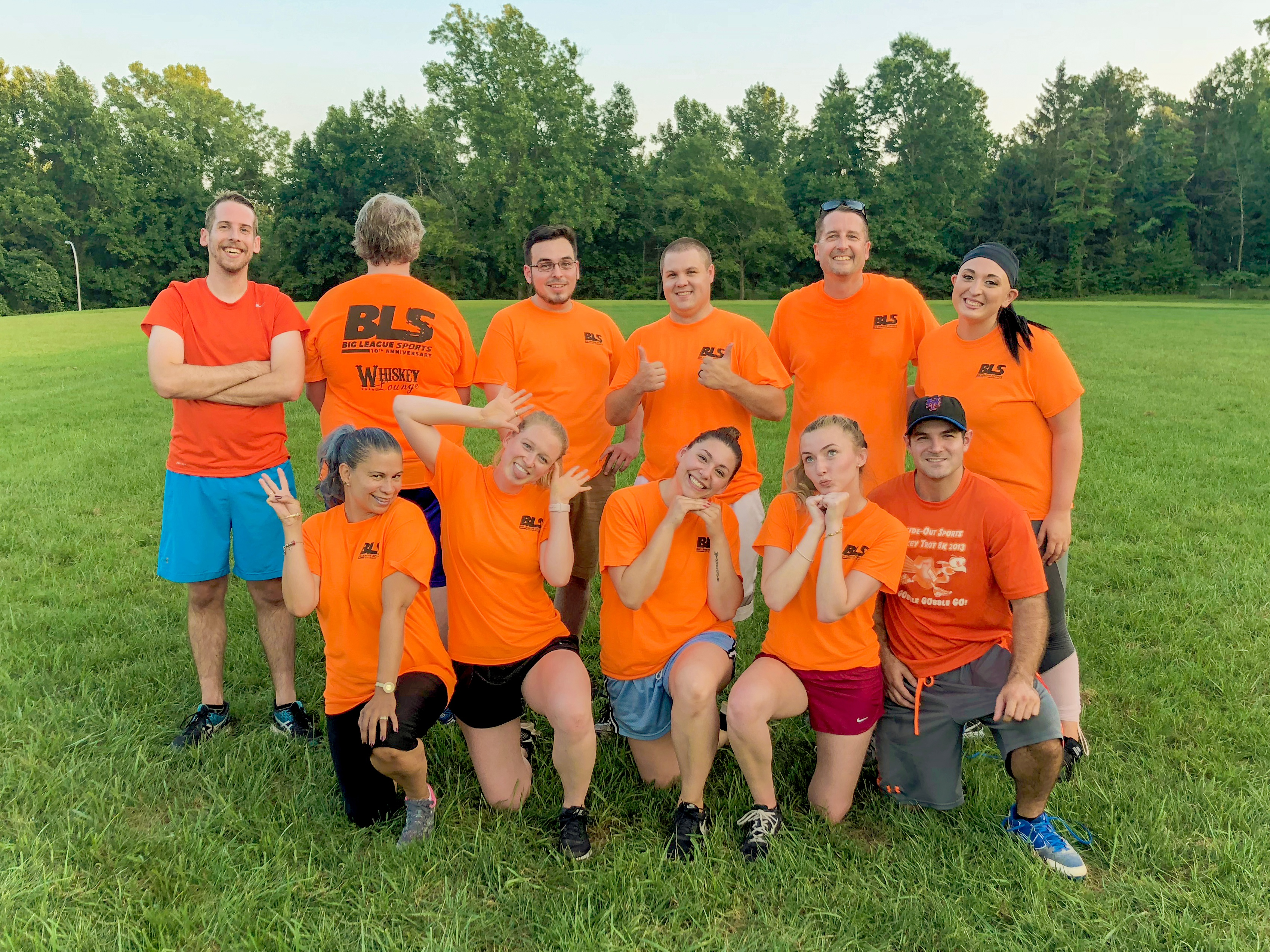LGS Kickball Team 01