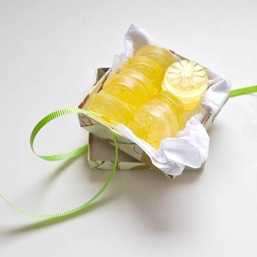 Lemon Soap 2