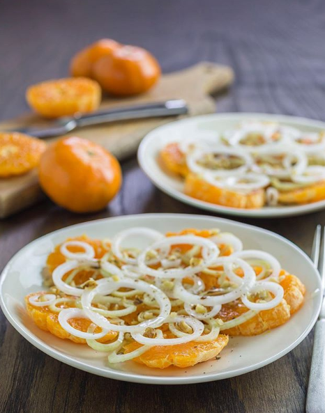 Portrait Onion Clementine