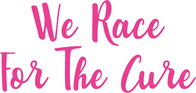 We Race For The Cure