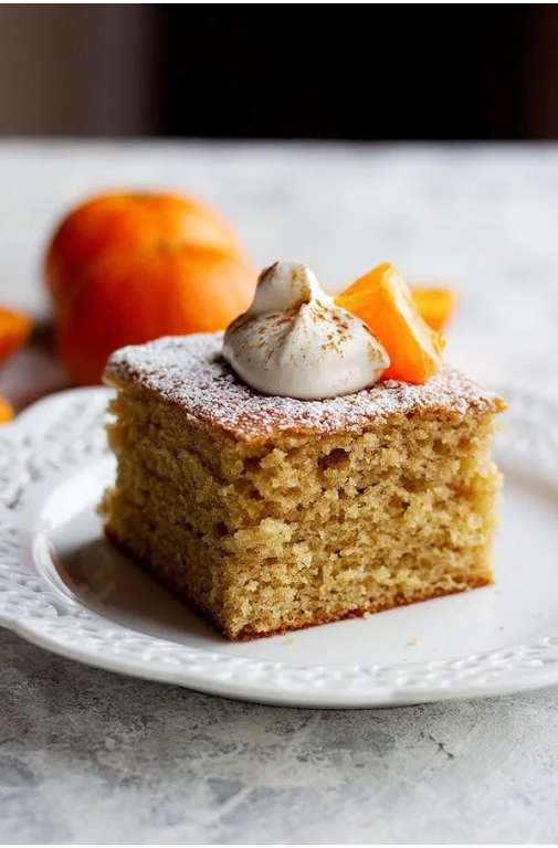 Clementine Spice Cake