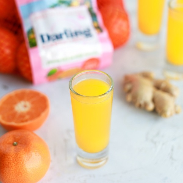Ginger Citrus Shot