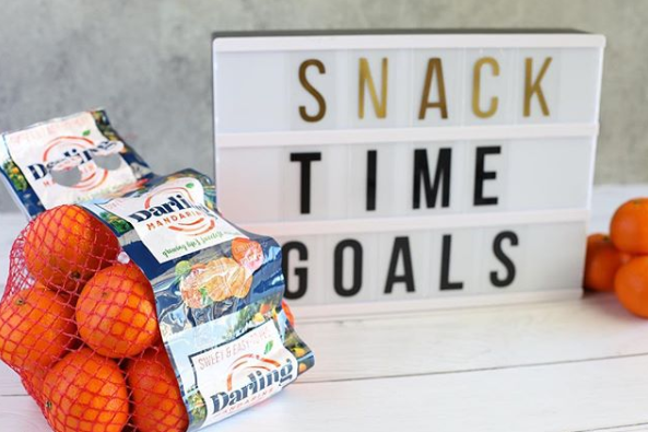Snack Time goals